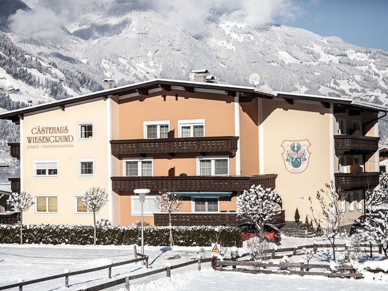 Appartements in Mayrhofen im Zillertal